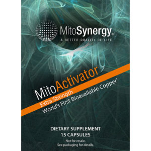 MitoActivator Extra Strength Trial Pack – 15 Capsules